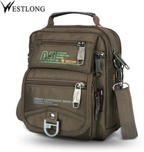 New 3705W Men Messenger Bags Casual Multifunction Small Travel Bags Waterproof Style Shoulder Fashion Military Crossbody Bags