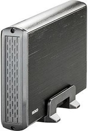 "Deltaco MAP-GD33U3 3,5"" USB 3.0 Alu"