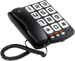 Topcom SoLogic T101 Stora knappar