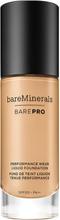 BAREPRO Performance Wear Liquid Foundation SPF 20, Butterscotch 15.5 30 ml bareMinerals Foundation