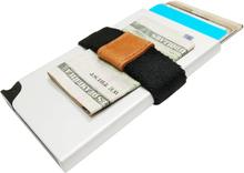 Korthållare Safecard Silver med band