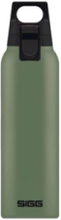 Hot & Cold ONE - thermal flask - leaf green - Size 7.2 cm - Height 26.5 cm - 0.5 L