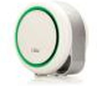 Luftrenser 2.4 W Hvid/Grøn