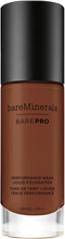 BAREPRO Performance Wear Liquid Foundation SPF 20, Mocha 31 30 ml bareMinerals Foundation