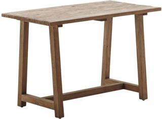 Konsolbord / skrivebord genbrugsteak - Sika design