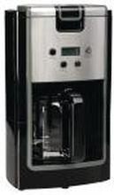 Kaffemaskine 900 W 12 Cups Sort/Sølv