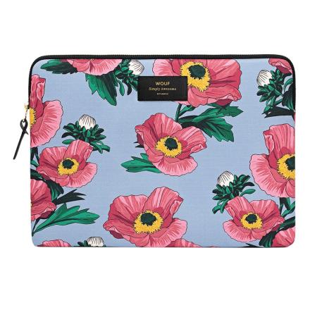 "Laptopfodral"" - Flowers"