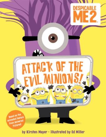 Despicable Me 2: Attack of the Evil Minions! - CDON.COM