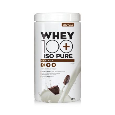 Bodylab Whey 100 ISO PURE Chokolate(750 g)