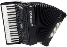 Hohner Amica Forte III 72 BK silent