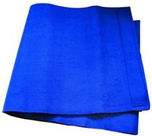Pas neoprenowy wyszczuplający - niebieski