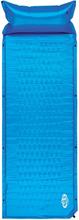 Mata samopompująca z poduszką Nils Camp NC1006 190x65x2,5 cm - niebieska