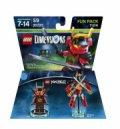 Lego Dimensions - Ninjago Nya Fun Pack - Gucca