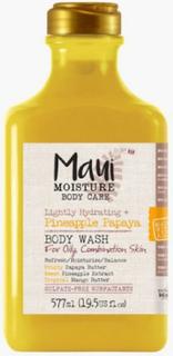 Maui Pineapple Papaya BodyWash 577ml Bad & brusebad