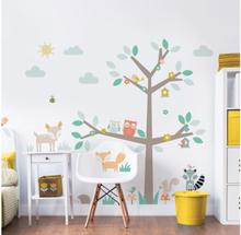 Walltastic Väggdekor Woodland Tree & Friends Large