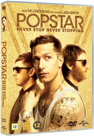 Popstar: Never Stop Never Stopping - DVD