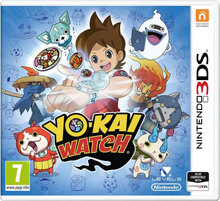 Yo-Kai Watch - Nintendo 3DS (käytetty)