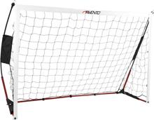 Avento Hopfällbart fotbollsmål 180x60x120 cm