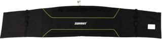 Summit skitaske str. L 190 x 40/31 x 2 cm sort og gul