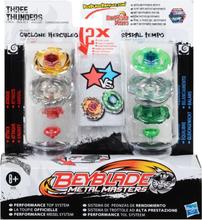 Beyblade Three Thunders - Hasbro