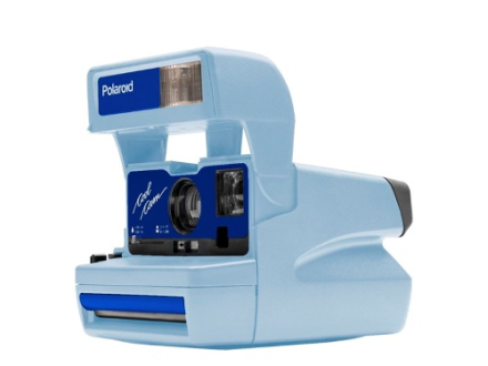 Polaroid Originals 600 Cool Cam Blue Limited Edition