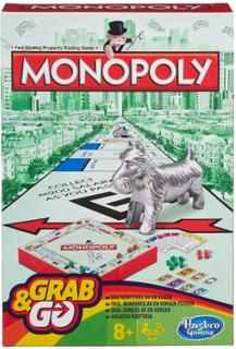 Hasbro, Monopol, Resespel (SE)