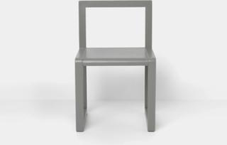 Liten Arkitektstol Grey RAL7023