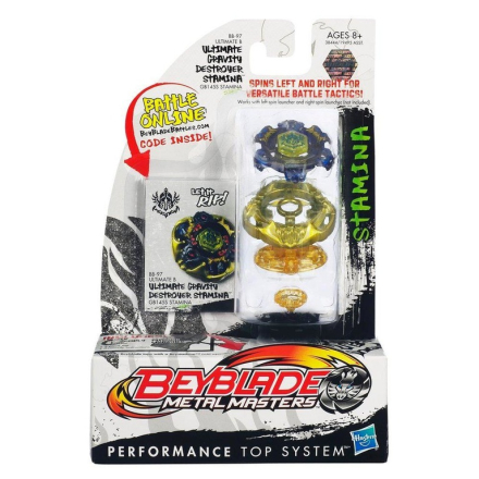 Beyblade Ultimate Gravity Destroyer Stamina - Hasbro