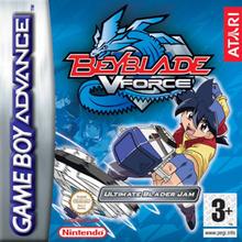 Beyblade Vforce - Gameboy Advance (käytetty)