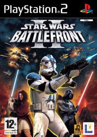 Star Wars Battlefront 2 - Platinum - Playstation 2 (brugt) - CDON.COM