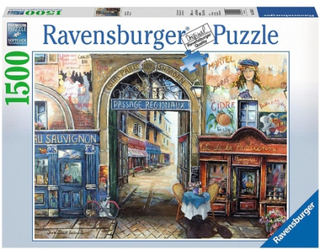 Ravensburger, Passage to Paris (1500)