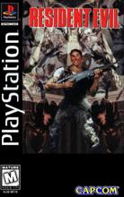 Resident Evil (USA) - Playstation (käytetty)