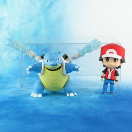Pokemon GO Ash Ketchum Blastoise Action Figure decoration - CDON.COM