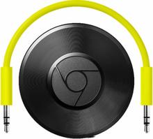 Google Chromecast Audio Mediaspillere