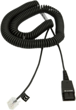 GN Netcom Headsetsladd 2m spiral