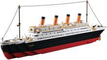 Sluban , RMS Titanic byggset