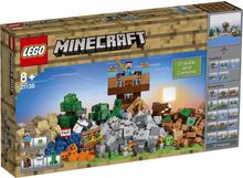 LEGO Minecraft, 21135 LEGO® MinecraftT Rakennuslaatikko 2.0