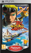 Jak and Daxter: The Lost Frontier - Platinum - Sony PSP (käytetty)