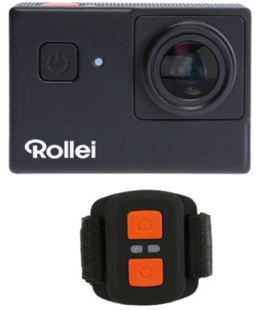 Rollei Actioncam 525 Sort