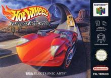 Hot Wheels Turbo Racing (Prislappar) - Nintendo 64