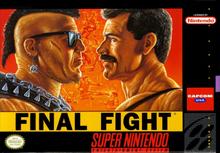 Final Fight - Super Nintendo (käytetty)
