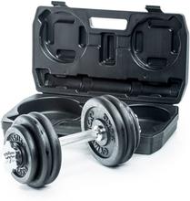 Adjustable Dumbbell Set, 15 kg