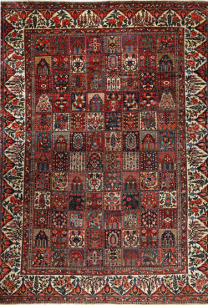 Bakhtiar teppe 375x500 Orientalsk Teppe