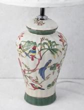 Bird Bordslampa 26cm - Fåglar