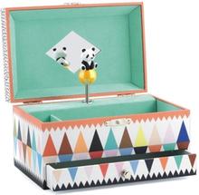 Djeco - Music Box, Panda's Song