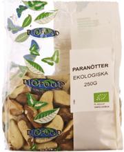 Paranötter Ekologiska, 250 gram