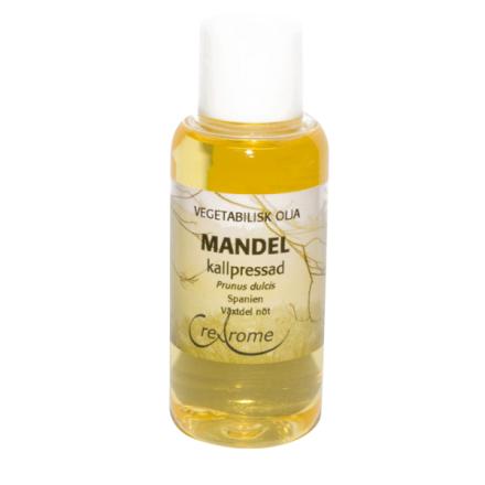 Mandelolja kallpressad 500ml