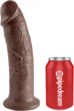 Pipedream King Cock 10 inch Brun