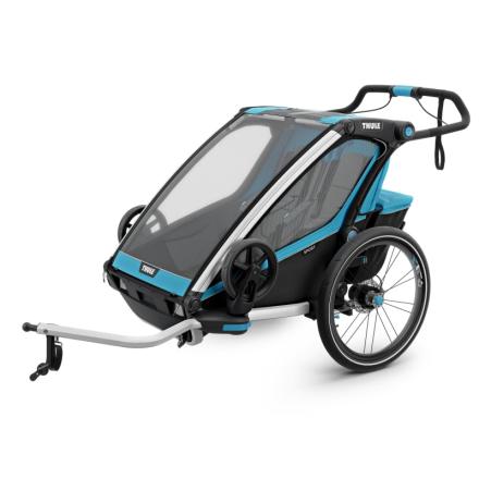 Thule Chariot Sport2 (2018) Cykel- & Barnvagn Blå OneSize