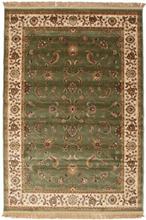 Sarina - Grön matta 160x230 Orientalisk Matta